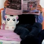Boyfriend's Diary: Hello Kitty Outlet Store