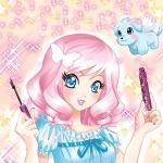 Manga Make-up: Eyeko