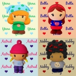 Kawaii Contest: USBdolls  The Entries