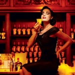 Dita Von Teese presents Cointreau Travel Essential