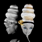 Barbie Loves Salvo Filetti: Dolls and Hairstyles