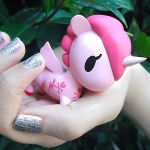 Crackle Nails: Mix and Match with… Tokidoki