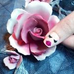 Disney Princess Nails ♥ Orly Naughty Or Nice