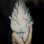 Amy Judd's Feather Armour