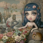"Mark Ryden ""The Gay 90's: West"" at the Kohn Gallery"