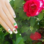 World Cup 2014 Nail Art With Collistar
