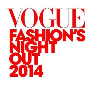 Vogue Fashion's Night Out 2014 ♥ 16/9 Milano