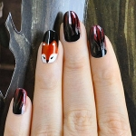 Winter 2014 / 2015: Nail Art Ideas for Grazia.it