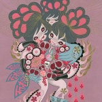 Ambrosial Affair by Junko Mizuno at Narwhal Contemporary Gallery