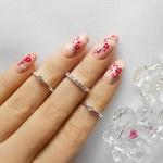 Spring 2015: Nail Art Ideas for Grazia.it