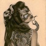 Carnivorous Beauties: Zoe Lacchei at La Luz de Jesus Gallery