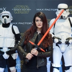 Ready To 'Star Wars: The Force Awakens' With Max Factor