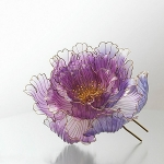 The Dreamlike Kanzashi by Sakae
