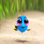 Finding Dory: Images, Review, Plot