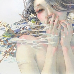 Miho Hirano and Her Surreal Beauty in the Bloom