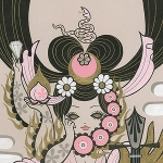 Takarabune, the Treasure Ship and the 7 Lucky Gods: Junko Mizuno at Nucleus Gallery