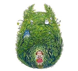 Miyazaki - An Art Show Tribute at Spoke Art
