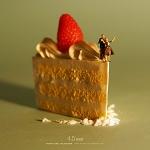 Miniature Calendar: a Daily Diorama by Tatsuya Tanaka