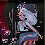 Mermaid Art Show: Splish Splash at Nucleus Gallery
