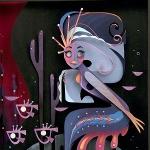Mermaid Art Show: Splish Splash at Nucleus Gallery