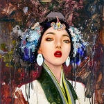 Soey Milk Presents 'Inflorescence' at the Corey Helford Gallery
