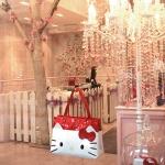 Hello Kitty Store: il paese delle meraviglie delle kawaii girls
