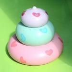 Focus on: Cute Pink Kawaii Poo
