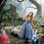 Alice in Wonderland The Movie - Tim Burton