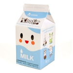 Focus on: Kawaii Milk Packaging