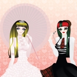 Kawaii Look: Princess Hime Lolita vs Punk Lolita