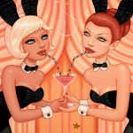 Playboy Redux ll: Contemporary artists interpret the iconic Playboy Bunny