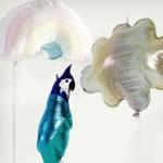 Clémentine Henrion ♥ Helium Eternal Balloons