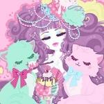 Kittens & Ice Cream Art Show