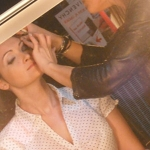 Make-up School with Givenchy and Desirée in Milan
