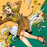 Gucci's Fashion Manga by Hirohiko Araki