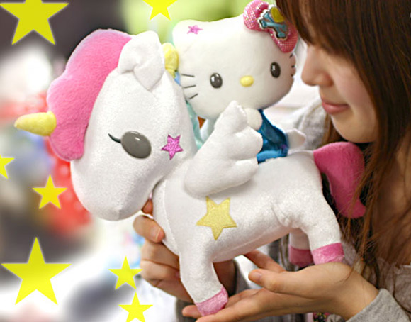 tokidoki hello kitty unicorn kawaii