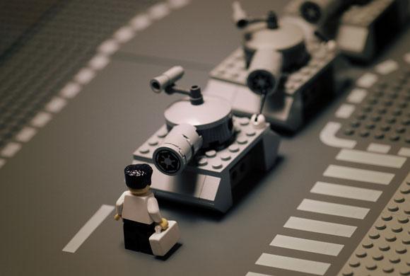Balakov - Tiananmen Square - Lego