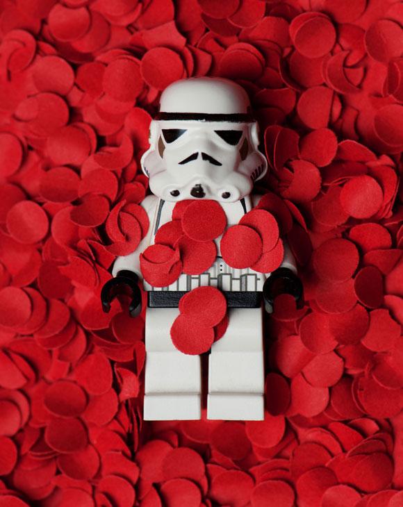 Balakov - American Beauty - Lego Stormtrooper Star Wars