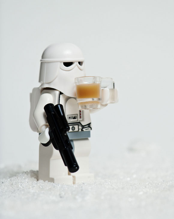 Balakov - Cold Twinings English Breakfast Tea - Lego Stormtrooper Star Wars