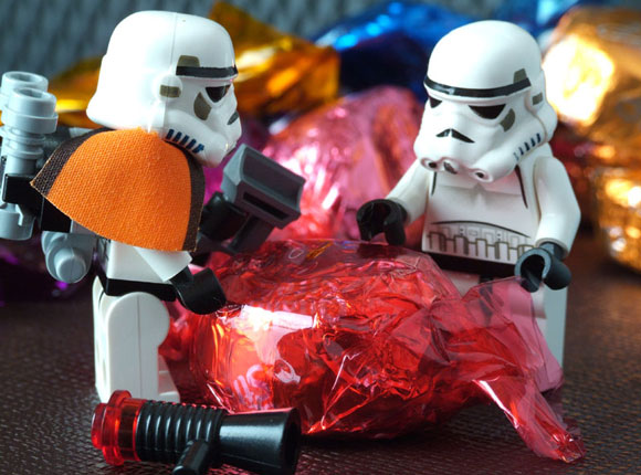Balakov - Discover Sweets - Lego Stormtrooper Star Wars
