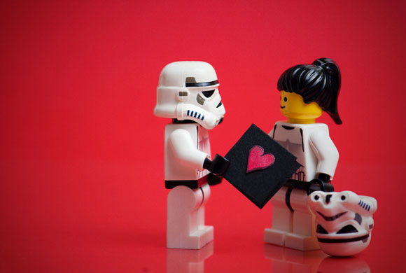 Balakov - Aren't you a little cute for a Stormtrooper- Lego Stormtrooper Star Wars