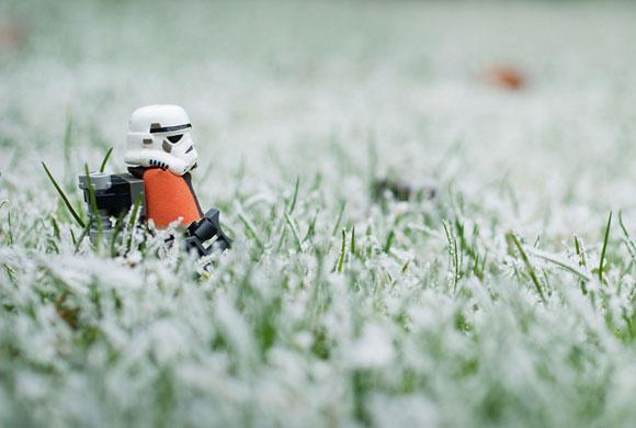 Balakov - I wish I was a snowtrooper... - Lego  Stormtrooper Star Wars