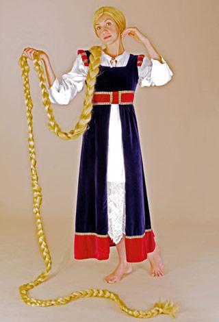 Dina Goldstein - Principesse - Princess - Disney - Rapunzel - Raperonzolo