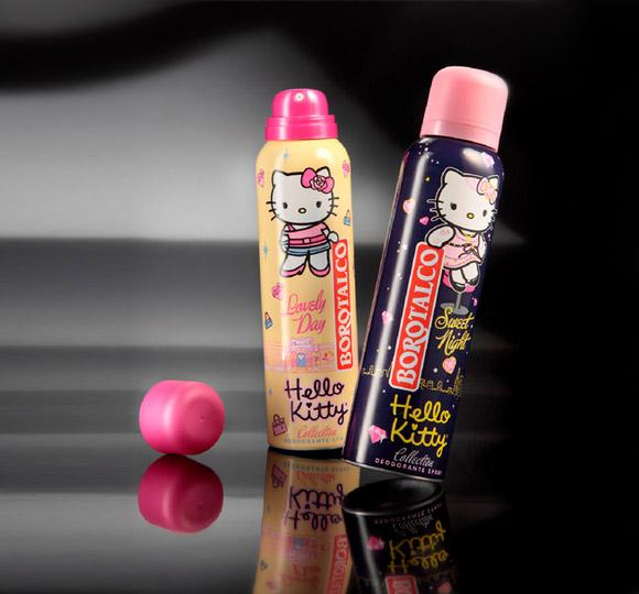 Hello Kitty Borotalco Deodorante