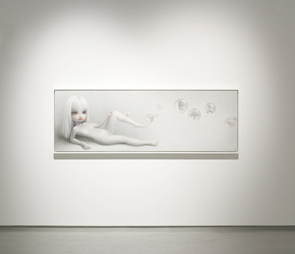 mark-ryden_the-snow-yak-show_tomio-koyama-gallery_white_kawaii