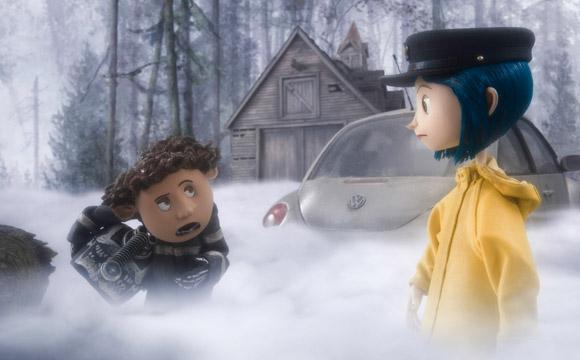 Dark kawaii coraline e la porta magica 3d non solo kawaii - Coraline e la porta magica film ...