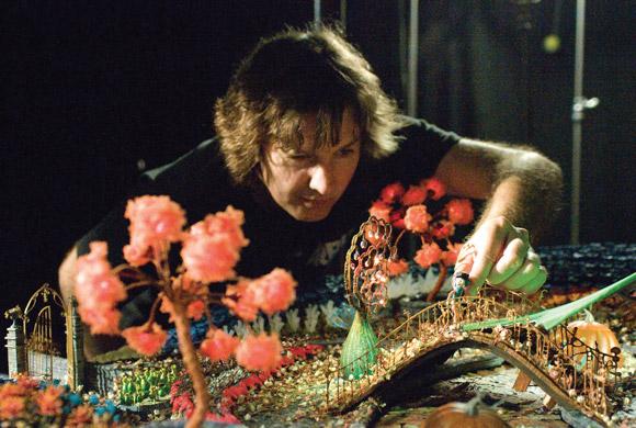 Coraline e la Porta Magica - Backstage