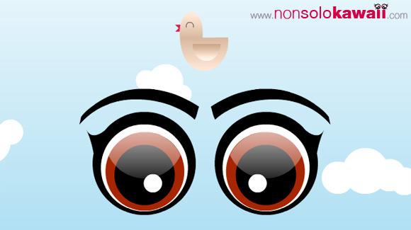 kawaii -  boyfriend - ragazzo - fulvio - makeup - contest - funny - divertente - trucco - youtube - animazione - cute - dolce - illustrazione - tortora - bird - dove - turtledove