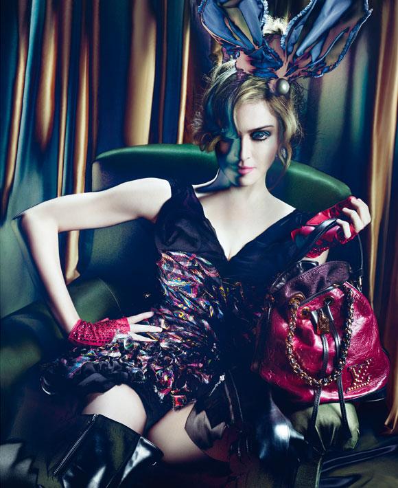 Madonna per Louis Vuitton - Autunno Inverno 2009/2010 - Fall Winter 2009/2010