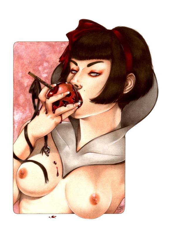 Zoe Lacchei - Snow White